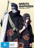 Naruto Shippuden - Collection 02 (Eps 14-26) DVD