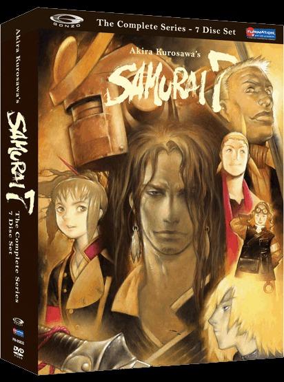 Samurai 7 Collection