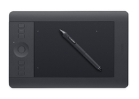 Wacom Intuos Pro Tablet (Small) + Wireless Kit