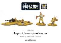 Imperial Japanese - Tank Hunters Squad