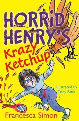 Krazy Ketchup by Francesca Simon