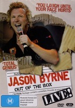 Jason Byrne - Out Of The Box: Live! on DVD