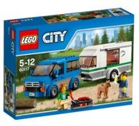 LEGO City - Van & Caravan (60117)