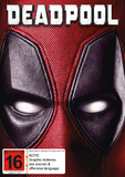 Deadpool on DVD