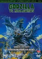 Godzilla Vs Megaguirus on DVD