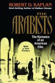 Arabists by Robert D Kaplan image