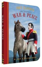 Cozy Classics: War and Peace by Holman Wang