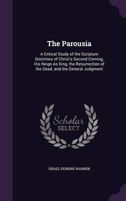 The Parousia image