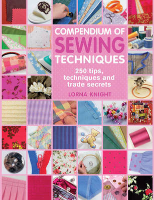 Compendium of Sewing Techniques by Lorna Knight image