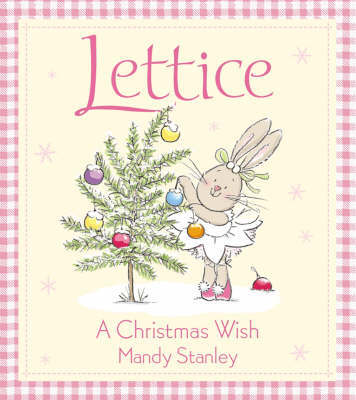 Lettice: A Christmas Wish: Complete & Unabridged (Book + CD) by Mandy Stanley image