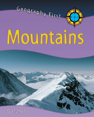 Mountains by Celia Tidmarsh image