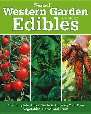 Western Garden Book of Edibles by The Editors of Sunset image