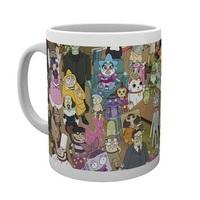 Rick and Morty: Characters - Mug