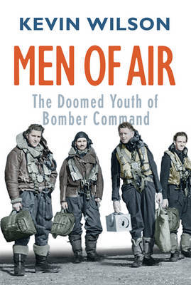 Men Of Air by Kevin Wilson image