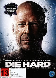 Die Hard Quadrilogy on DVD