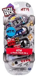 Tech Deck: Fingerboards 4-Pack - (ATM)