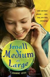 Small Medium at Large by Joanne Levy