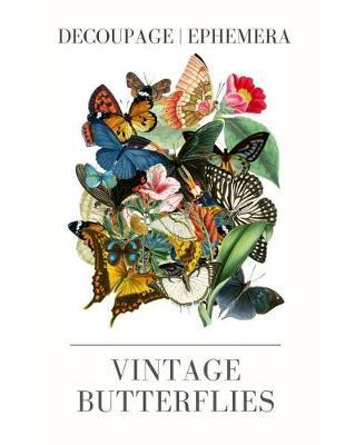 Vintage Butterflies by C N R