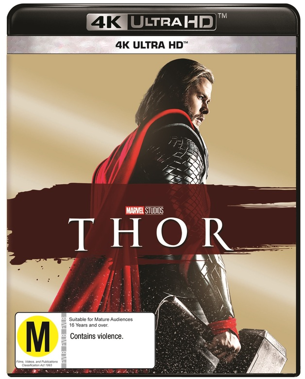 Thor on UHD Blu-ray