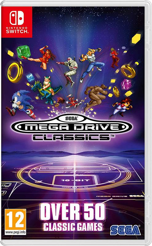 SEGA Mega Drive Classics for Switch
