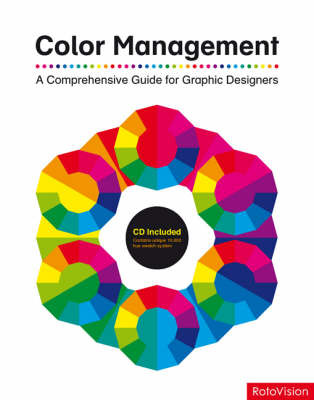 Color Management: A Comprehensive Guide for Graphic Designers by John T. Drew image
