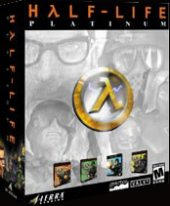 Half-Life Platinum Edition for PC Games