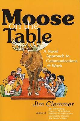 Moose on the Table by Jim Clemmer image