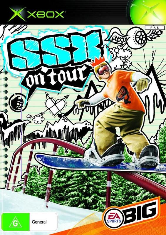SSX On Tour for Xbox