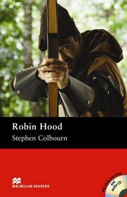 Robin Hood: Pre-intermediate by Stephen Colbourn image