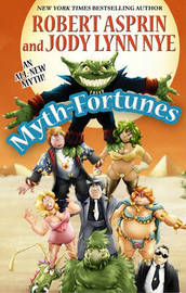 Myth-Fortunes SC by Robert Asprin