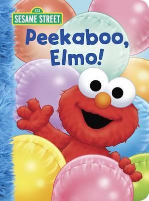 Peekaboo, Elmo! by Constance Allen