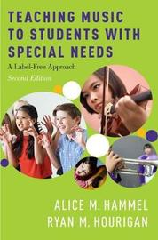 Teaching Music to Students with Special Needs by Alice Hammel image