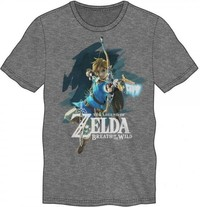 Zelda: Breath of the Wild T-Shirt (Large)