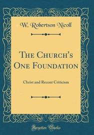 The Church's One Foundation by W Robertson Nicoll image