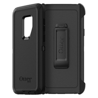 OtterBox: Defender Series Case - For Samsung GS9+ (Black)