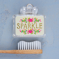 Natural Life: Toothbrush Cover - Sparkle