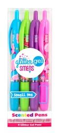 Scentco: Glitter Gel Smens -Scented Pens (4-Pack)