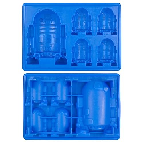 Star Wars R2-D2 Silicone Tray image
