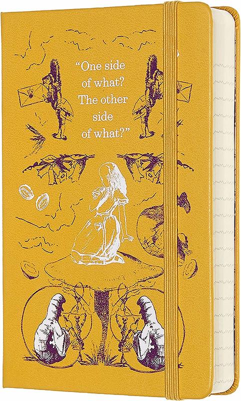Moleskine: 2020 Diary Pocket Hard Cover 12 Month Daily - Alice In Wonderland
