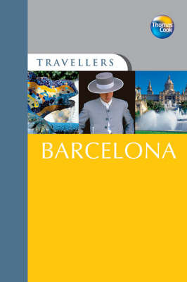Barcelona by Thomas Cook Publishing image