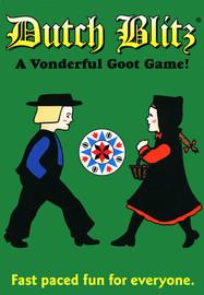 Dutch Blitz: Green - Card Game