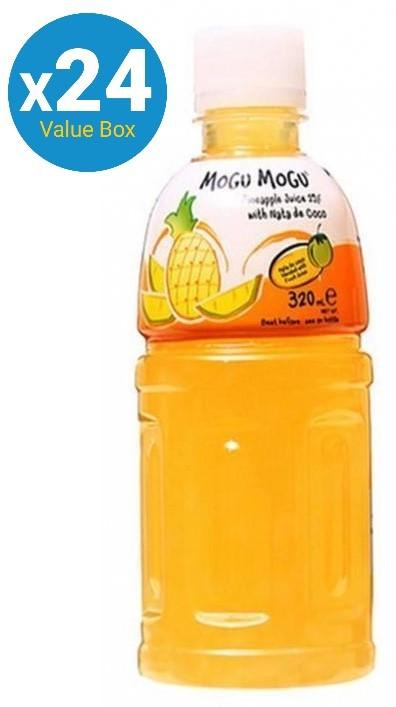 Mogu Mogu (Pineapple) Drink 320ml - 24pk