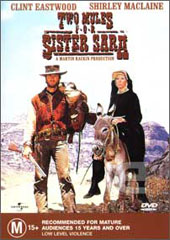 Two Mules For Sister Sara on DVD