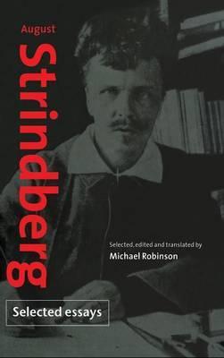 August Strindberg by August Strindberg