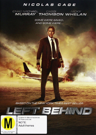 Left Behind on DVD