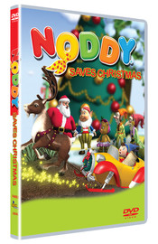Noddy Saves Christmas on DVD