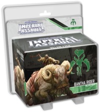 Star Wars: Imperial Assault: Bantha Rider Villain Pack