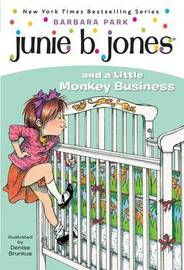 First Stepping Stone Junie Jones M# by B Park