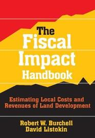 The Fiscal Impact Handbook by David Listokin