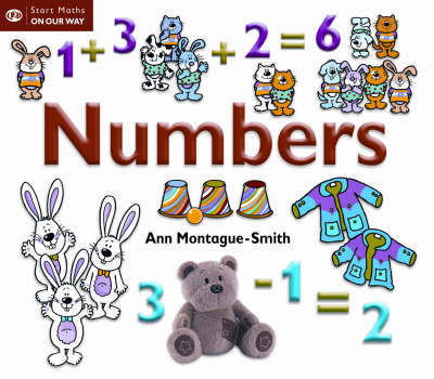 Numbers: Bk. 2 by Ann Montague-Smith image